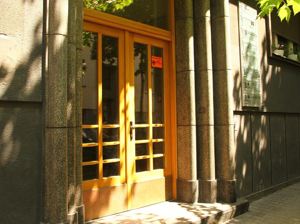 Kancelaria Matan wejście